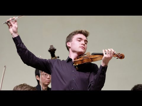 [NYCP] Mozart - Violin Concerto No.2 in D major (Alexi Kenney, violin)