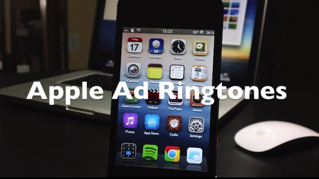how to get music ringtones on iphone 5