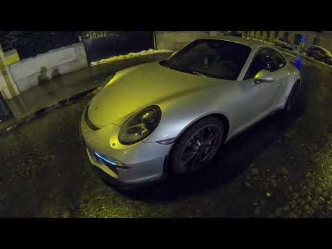 Смотреть Porsche 991 GT3 ! Attrape moi si tu peux ! онлайн