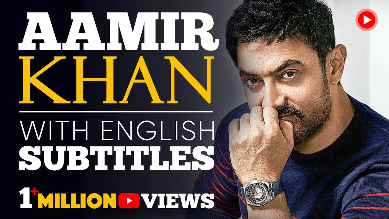 ENGLISH SPEECH | AAMIR KHAN: For a Better India (English Subtitles)