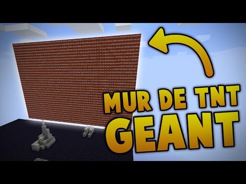 UN MUR DE TNT ?! - TNT WARS
