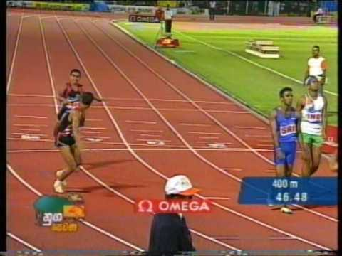 4x400m South Asian Games Colombo 2006