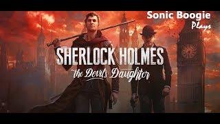 Sonic Boogie Plays: Sherlock Holmes - The Devil