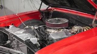 1967 Buick Skylark dyno run