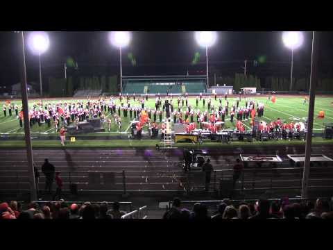 Newport Pride Marching Band - Music In Motion 2013 - Finals