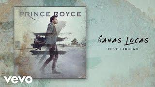 Prince Royce - Ganas Locas (Audio) ft. Farruko