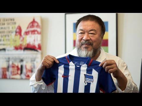 Ai Weiwei zu Besuch in Berlin