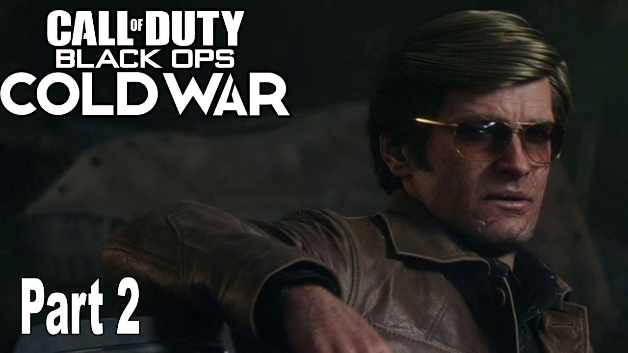 Call of Duty Black Ops Cold War - Walkthrough Part 2 [HD 1080P]