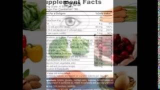 Vitamins To Improve Vision