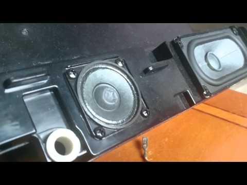 Sony Bravia LCD TV Speakers test!