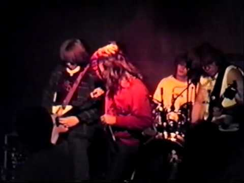 No Security - Live Huset, Uppsala 03-12-1988