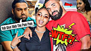 Romeich Diss Shenseea Becuz of Drake Allegedly/Yanique Biggest Secret Exposed/Spice Shaggy Sean Paul