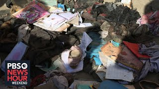 Afghanistan's bomb attack exposes nation's ethnic and religious fissures