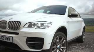 Monster BMW X6 M50d blasts off | Business Car Manager | Business Car Reviews