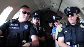 Frederick Police Department Running Man Challenge