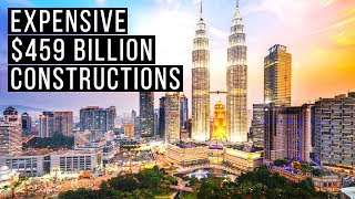 $459 Billion Dollar Construction Project | Top 5 Most Expensive Construction Projects 2018