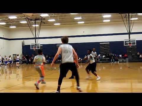 World meet 6th grader NBAJ