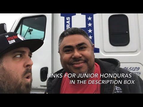 Meeting Up With Junoir Honduras