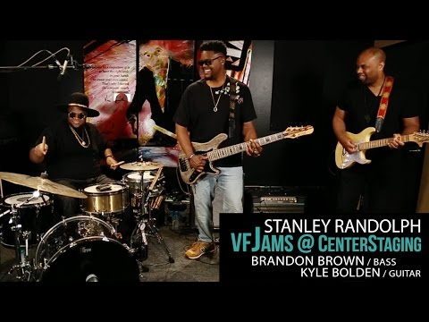 vfJams #4 with Stanley Randolph, Brandon Brown & Kyle Bolden