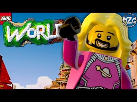 Creating A LEGO World! - LEGO Worlds Gameplay - Episode 3