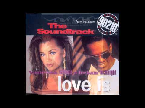 Vanessa Williams and Brian McKnight - Love Is (Alternate Piano Mix) HQ