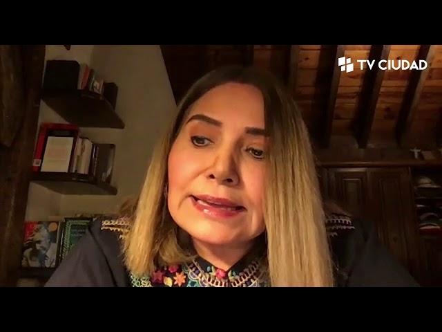 Tania Libertad -  Cantautora peruana