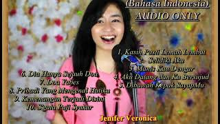 Kumpulan COVER Lagu Rohani - Jenifer Veronica (AUDIO ONLY)