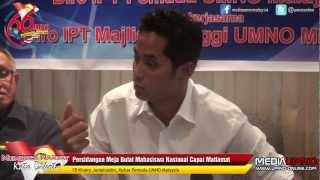 PTPTN : Persidangan Meja Bulat Mahasiswa Nasional Capai Matlamat - Khairy