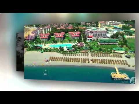 Красивый отель в Алании Турция фото
