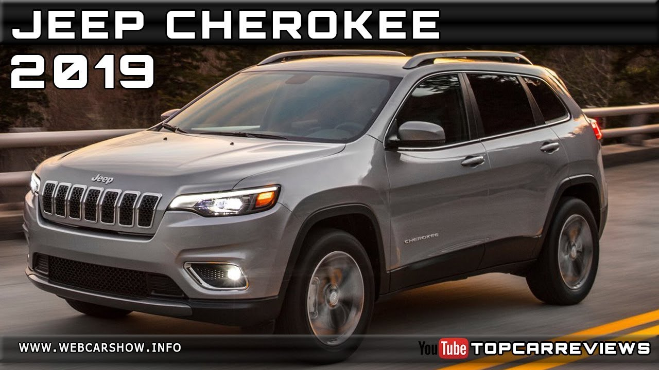 2019 Jeep Cherokee Review Rendered Price Specs Release Date