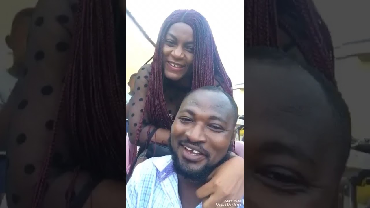 Download Funny Face , queen , Jackie Appiah and Mike Ezuronye in a movie titled GhanaNija