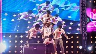 Dhoom Again | Jabbawockeez | Akhil | Group Dance Performance | Bloom 2013