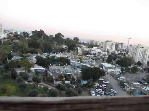 From Tel Aviv Moon View..