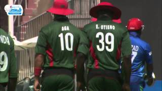 World Cricket League Championship - Afghanistan v Kenya - Live!