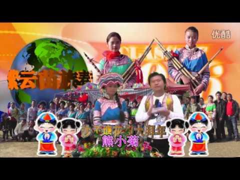 Ziyun Hmong Miao Festival 紫云把汉苗族花山节 1