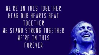 David Guetta - This One's For You Lyrics