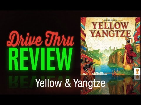 Yellow & Yangtze Review