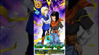 Dbz Dokkan Battle More Lr Androids gifts!!