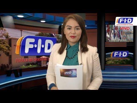 FID NOTICIAS 13 DE JUNIO -Fuerza Informativa Digital