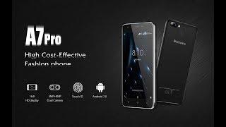 Blackview A7 Pro Unboxing en Fr