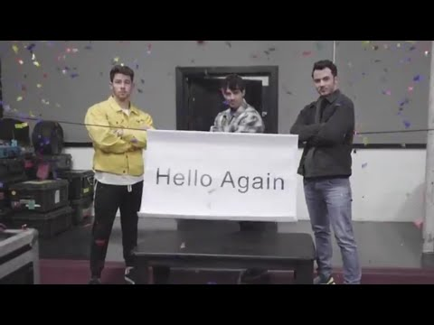 Jonas Brothers are back and recreate oh how the tables have turn video - Side by side - sucker