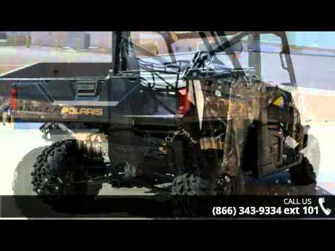 2016 Polaris RANGER XP 570 Pursuit Camo - RideNow Powers...
