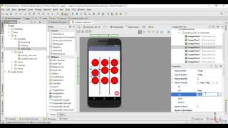 Android Development Lecture 22  (Making tic tac toe Game)