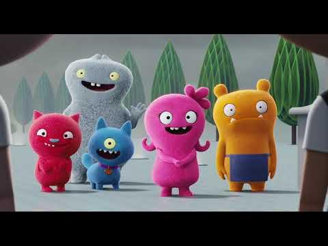 Полная версии в HD трейлера UglyDolls. Куклы с характером 2019 г.