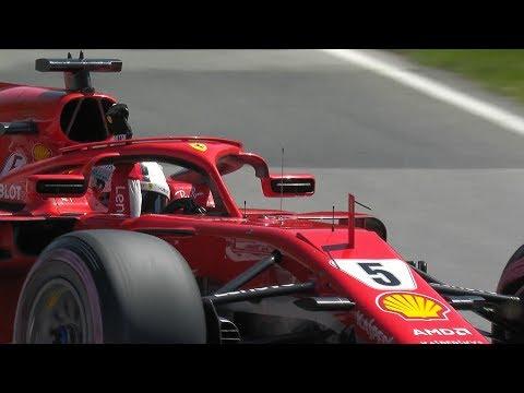 2018 Canadian Grand Prix: Qualifying Highlights