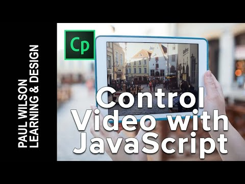 Adobe Captivate - Control Event Video with JavaScript