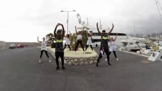 Machel Montano- Watching Meh  NEW COREO  ZUMBA SOCA DEIVIS LINA L ft Tito Rodriguez forchue
