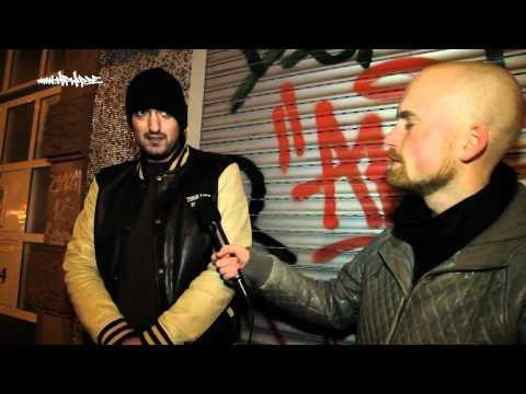Haftbefehl: Wege aus der Kriminalität [Interview] 4/4 - Toxik trifft