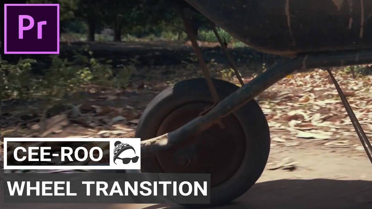 Cee-Roo Wheel Transition | Feel The Sounds of Kenya | Premiere Pro