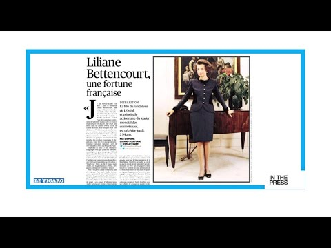 فرانس 24:A French fortune: Lilian Bettencourt's name was synonymous with 'scandal'